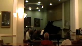 Piano Sonata No. 3 - Szymanowski - Isaac Barry