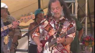 David Lindley & El Rayo-X - Quarter Of A Man (Live at Reggae On The River)
