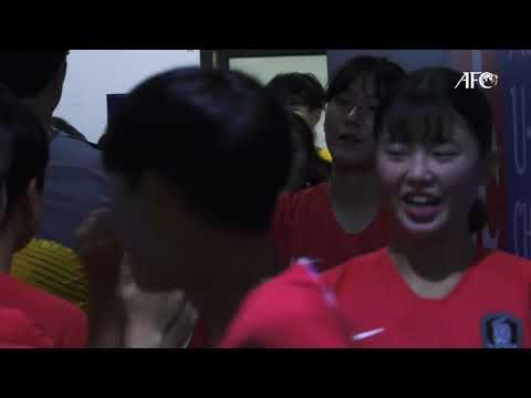LIVE #AFCU19W Semi-Finals - Japan vs Australia