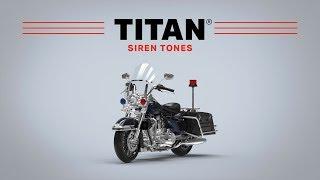 Feniex Industries // Titan Siren Tones