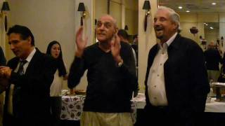 Abe Vigoda 90th Birthday With Hal Linden