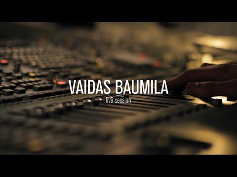 Vaidas Baumila - Live Session