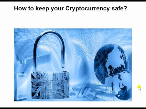 How to protect your cryptocurrency from being hacked
