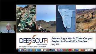 Deep-South Resources Inc. (TSX.V: DSM, OTCQB: DSMTF) Corporate Overview (May 24, 2021)