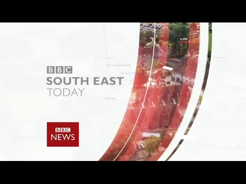 BBC South East Today - New Set September 2014