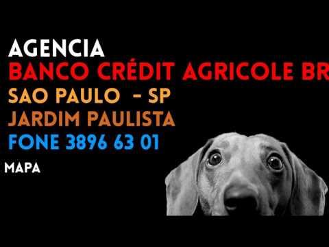 ✔ Agência BANCO CRÉDIT AGRICOLE BRASIL S.A. em SAO PAULO/SP JARDIM PAULISTA - Contato e endereço