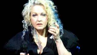 Watch Cyndi Lauper Anna Blue video