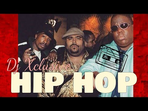 XCLUSIVE GANGSTA HIP HOP MIX ~ Notorious B.I.G, 2Pac, Big Punisher, Jadakiss, Mobb Deep, M.O.P, Nas