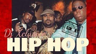 XCLUSIVE GANGSTA HIP HOP MIX ~ Notorious B.I.G, 2Pac, Big Punisher, Jadakiss, Mobb Deep, M.O.P, Nas thumbnail