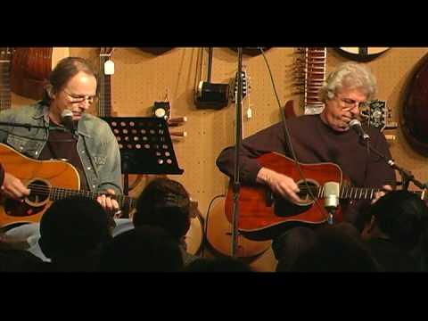 Chris Darrow live at Folk Music Center