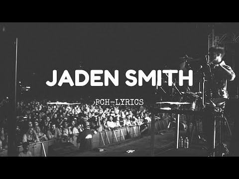 Jaden Smith - PCH (lyrics on screen)