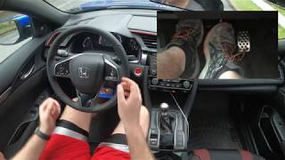 How to: DRIVE A VEHICLE WITH A MANUAL TRANSMISSION (REVERSE AND HILL START INCLUDED)