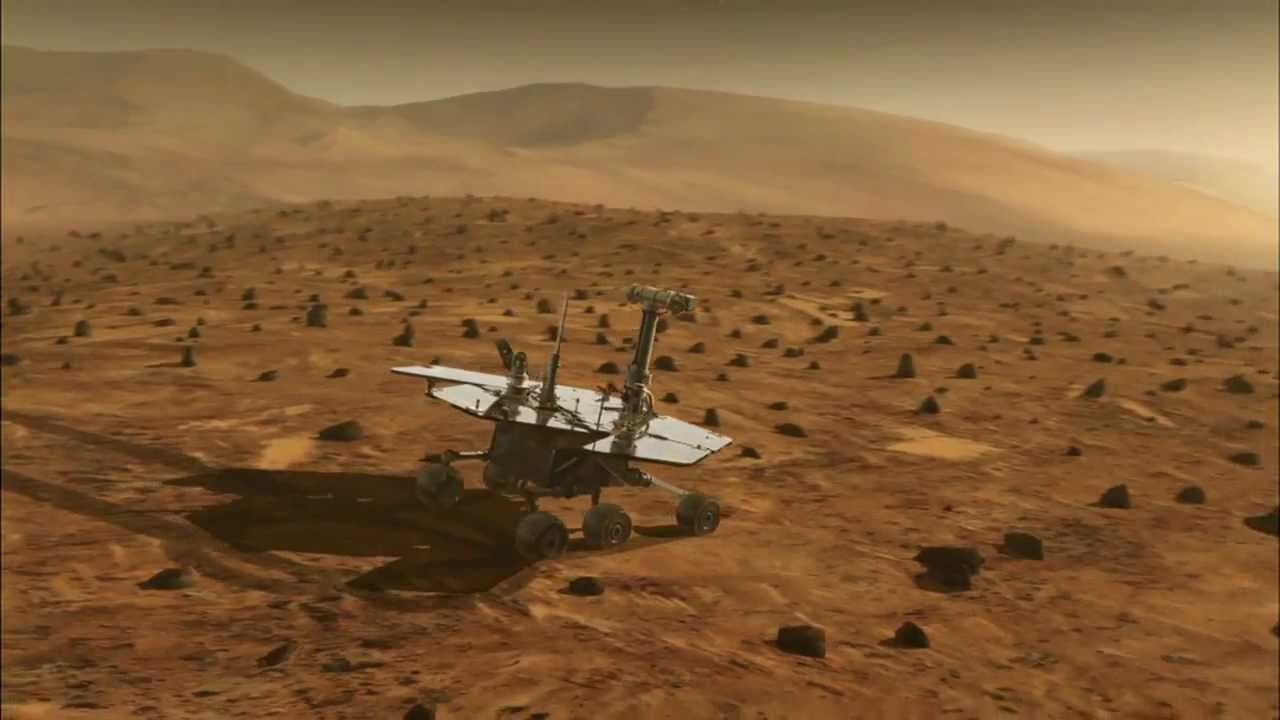 mars rover spirit - photo #1