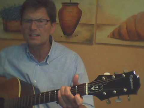 The Beatles - Komm gib mir Deine Hand (Cover with acoustic guitar)