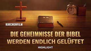 Christliche Film Clip - Aufgedeckt Die Beziehung zwischen Gott und der Bibel