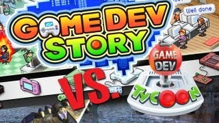Game Dev Tycoon Vs. Game Dev Story