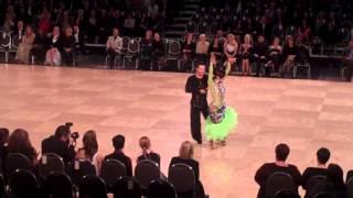 Jean-Philippe Milot and Laurence Bolduc - Pro Latin Samba Show Dance - OSB 2013