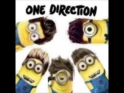 Minions Direction Kiss You