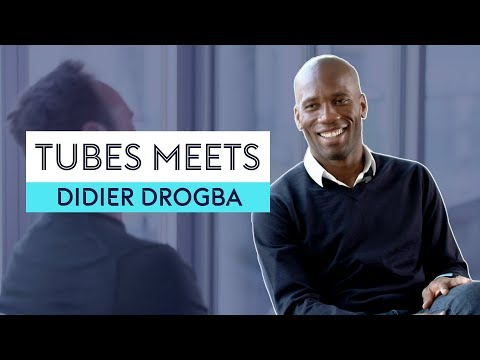 Is Drogba set for management? | Tubes Meets Didier Drogba