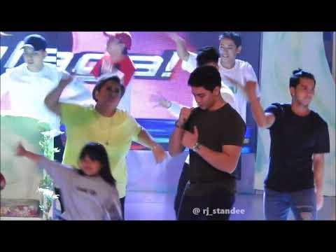 Alden Dance Rehearsal - Baby Shark Dance And Havana