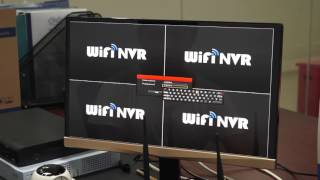 Yoosee WiFi NVR - How to Add WiFi Cameras to the GW-NW4 NVR