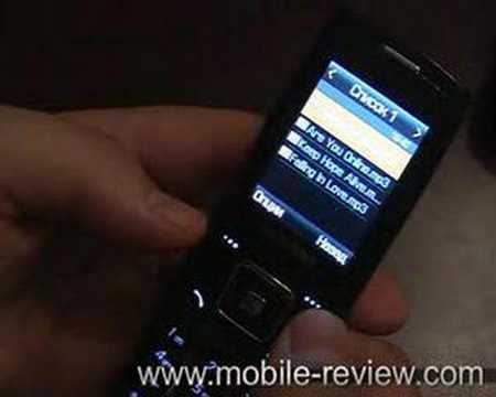 Samsung E900