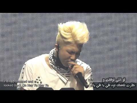 Arabic SUB BTS RED BULLET LIVE׃ 길GIL ROADPATH 2