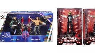 WWE Mattel Epic Moments Hardy Boyz - Entrance Greats Jeff Hardy | WWE FIGURES