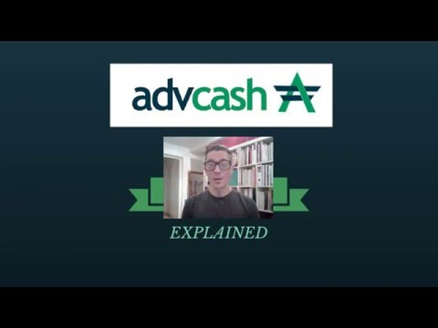 ADVcash English Presentation and Review