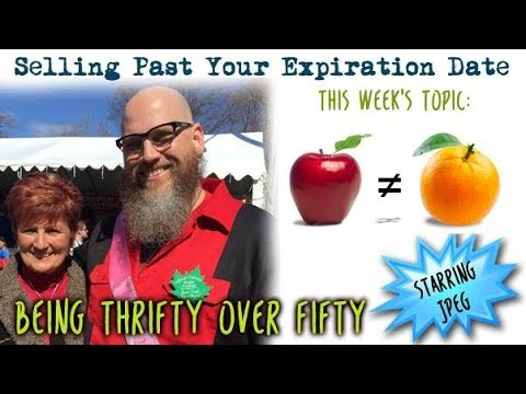 Selling Past Your Exp Date #38 - Make Sure To Compare Apples To Apples
