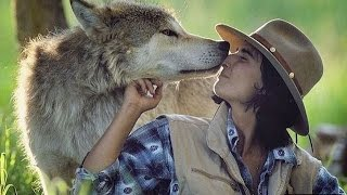 Волки и люди - Wolves and humans