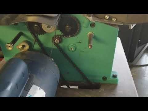 Inca 570 jointer planer modifications