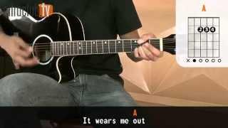 Fake Plastic Trees - Radiohead (aula de violão completa)