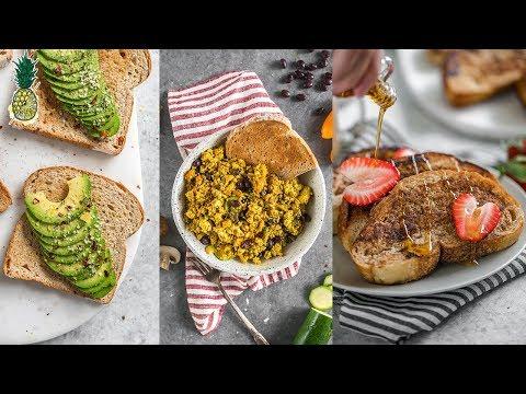 Easy AF Vegan Breakfast Recipes