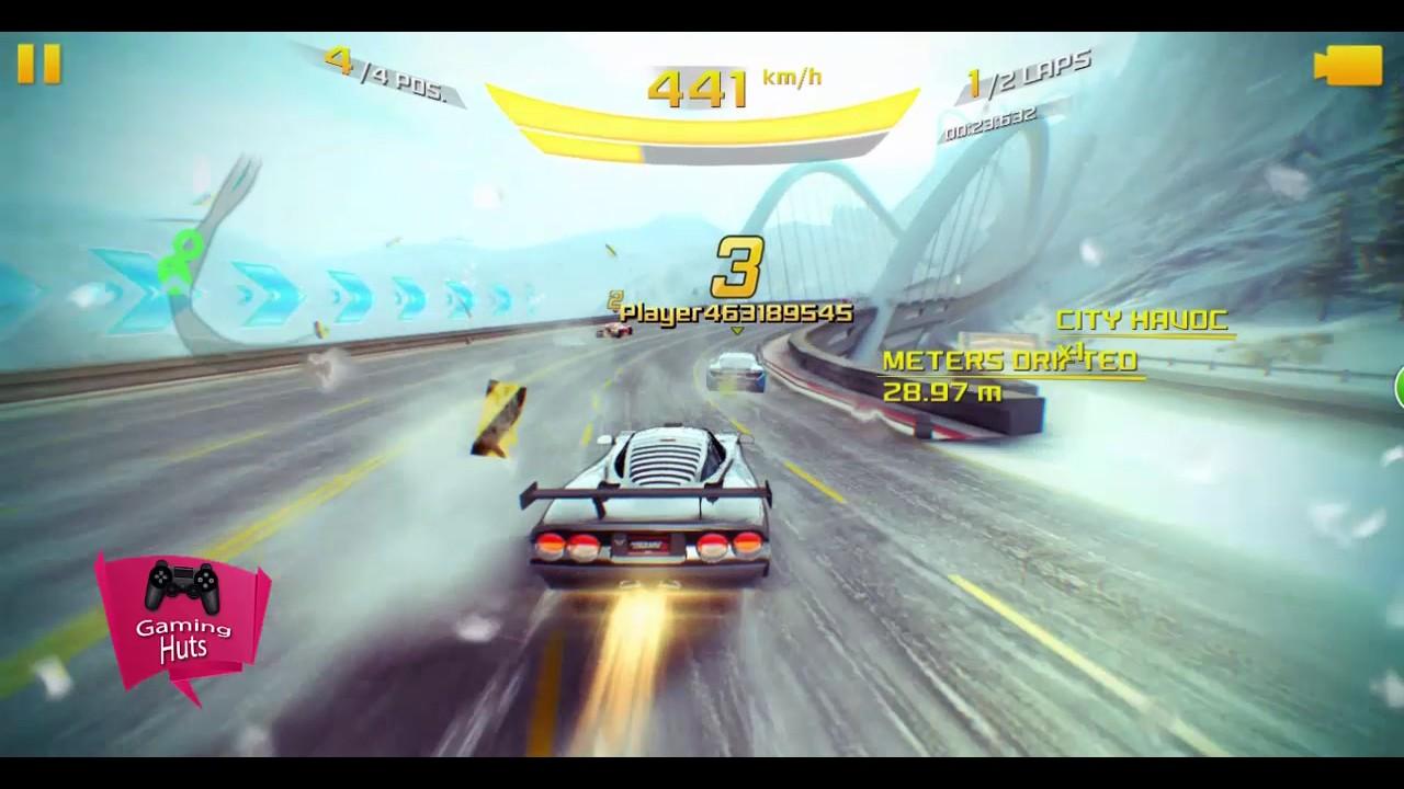 Mosler Land Shark Asphalt 8 Multiplayer Race With Top Speed