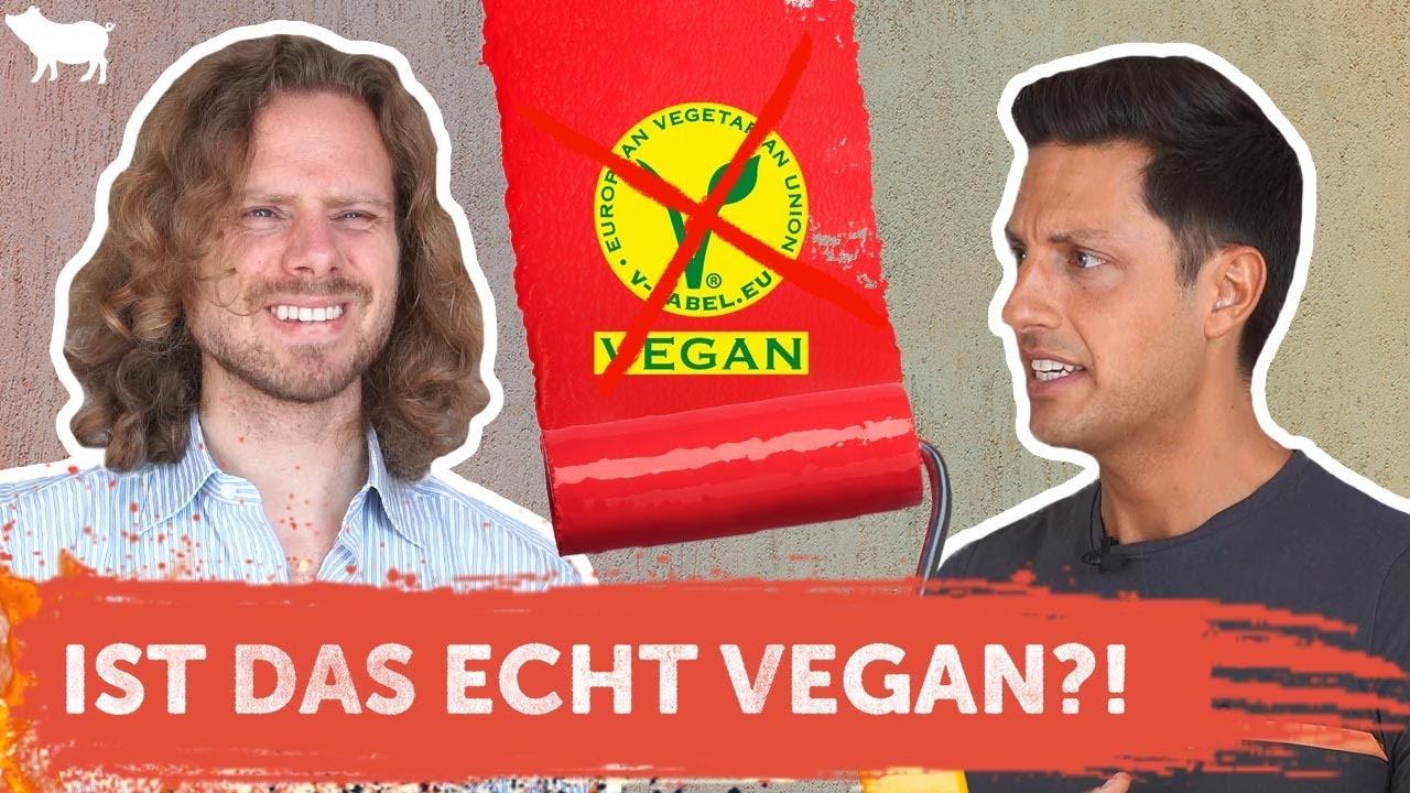 Achtung! Diese 6 Produkte sind nicht vegan