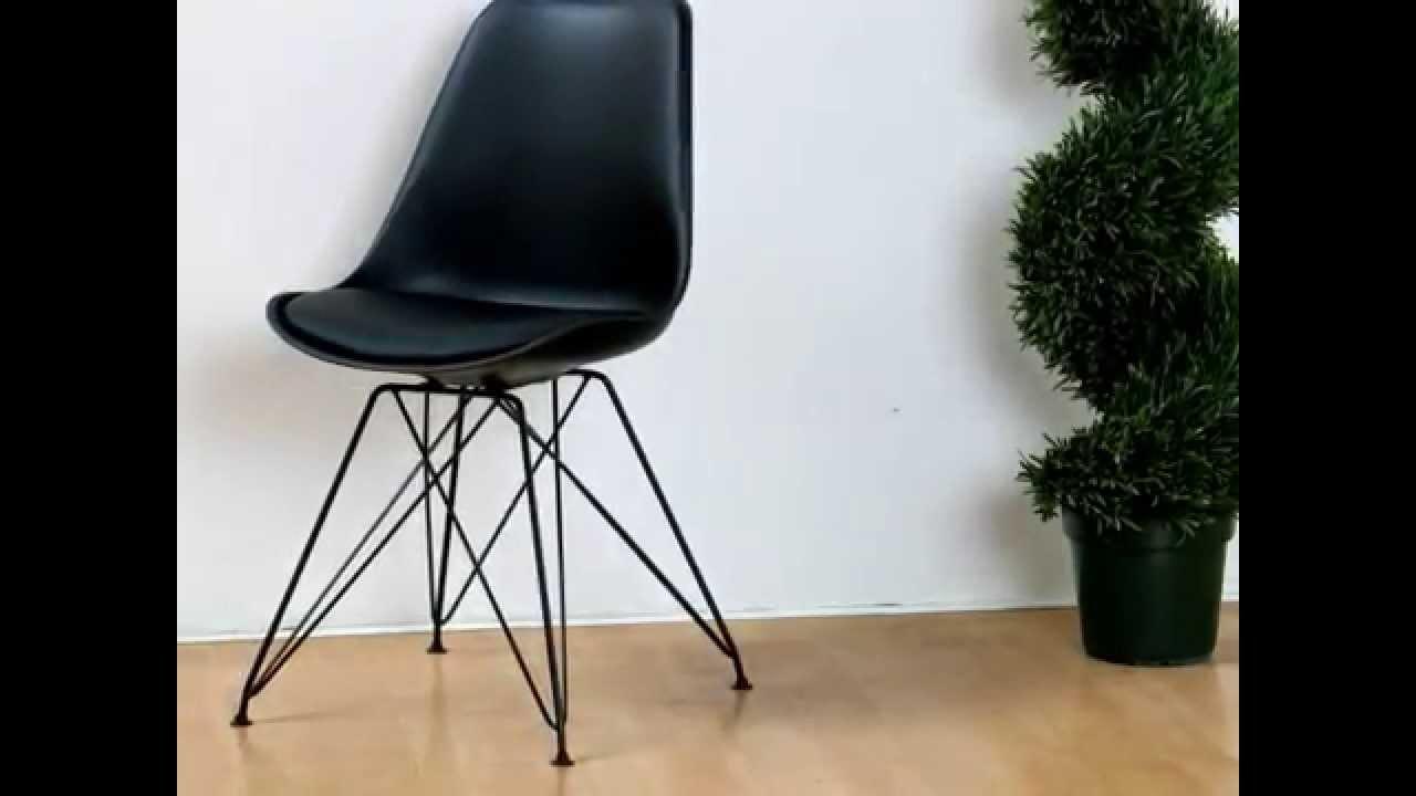 Plastic Design Stoelen.Design Stoelen Council Meubeltrefpunt Be Youtube