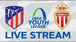 Atlético vs. Monaco: UEFA Youth League LIVE!