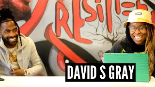 David S Gray speaks about leaving home at 16, being homeless multiple times, Leave The Trap Tour...