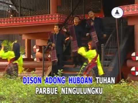 DISON ADONG HUBOAN TUHAN (THE BLESS TRIO) harrys silitonga (OFFICIAL VIDEO)