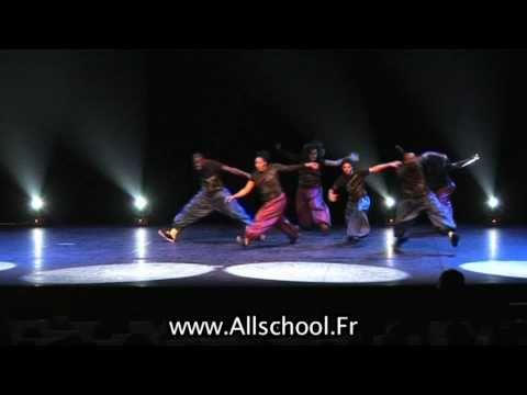 Tremplin Chorégraphique All School 2009
