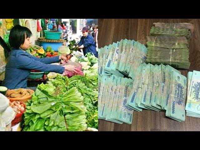 Con dâu bán rau bỗng cầm 1 tỷ cứu bố chồng bị bệnh khiến cả nhà chồng bất ngờ