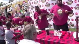 nathans hot dog contest