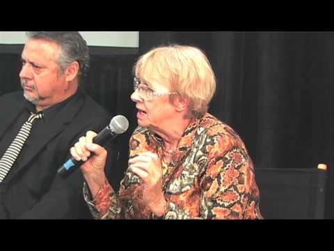 "Kathryn Joosten speaks at ""Kat Kramer's Films That Change the World"