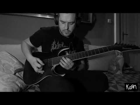 Korn - Somebody Someone (guitar And Bass Cover)