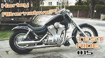 Günstige Harley Alternative?! Suzuki Intruder 1400 TESTRIDE#15