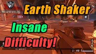 Warface PC | Earth Shaker Mode | Insane Difficulty | Earth Shaker Gameplay!