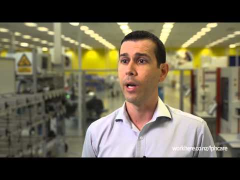 Nicholas Fourie - ICT Manager Development - Fisher & Paykel Healthcare
