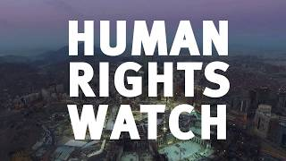 Human Rights Watch Film Festival Trailer, London 2018