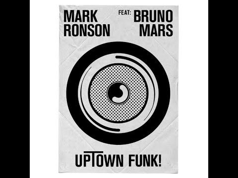 Uptown Funk (feat. Bruno Mars) (Super Clean Version) - Mark Ronson